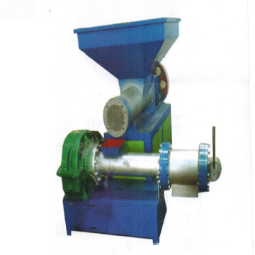 low noise waste foam recycling extruder